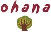 ohanaロゴ