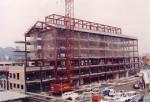 病院建設中
